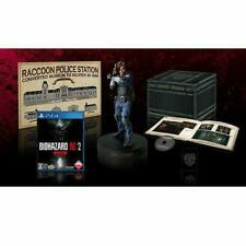 PS4 BIOHAZARD RE:2 Z Version COLLECTOR'S EDITION Japan Official