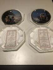 New Listing2 Vintage Precious Moments Bible Story collector plates