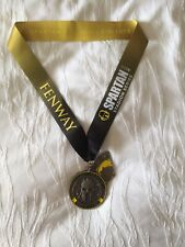 2019 Fenway Park Spartan Stadion Race Finishers Medal, and Trifecta Wedge