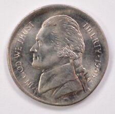 Пять центов США с изображением Джефферсона