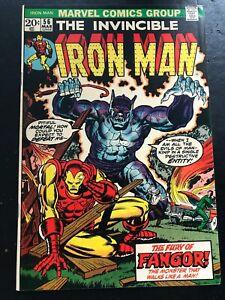 Iron Man #56 VG/FN (5.0)