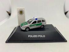 AWM 1:87 VW Polo Polizei Limitée Edition