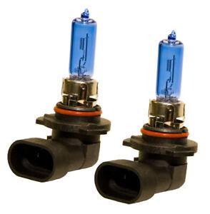 x2 9005 HB3 100W Headlight High Beam Xenon Halogen Super White Light Bulbs Q173