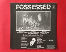 Venom-Possessed KOREA LP SODOM SLAYER METALLICA CELTIC FROST