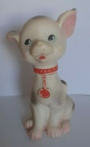 Figurine Pouet Chien RAF Vintage A-33 no Disney Mickey Bambi Dumbo Chat Combex