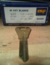 ESP Weiser WR4 Key Blanks Box of 50 NEW!