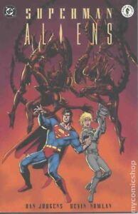 Superman vs Aliens #2 Paperback TPB DC Dark Horse Comic 1st Print 1995 NM
