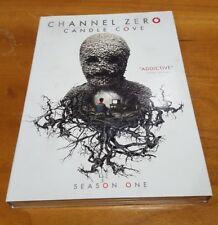 Channel Zero: Candle Cove - Season One (DVD) 1 SyFy Original Series tv show NEW