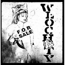 WŁOCHATY – FOR SALE LP demo '91 NEW!!! polish punk crass conflict