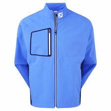 FootJoy Mens HydroLite Rain Golf Waterproof FJ Performance Full Zip Jacket
