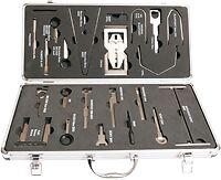 Coffret outils montage/demontage pour autoradio/navi KUNZER Jaguar
