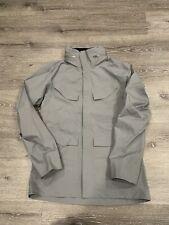 Arc'teryc Veilance Field LT Jacket (Size M) Stone Grey Goretex Coat
