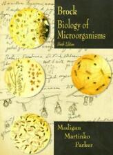Biology of Microorganisms (Brock),Michael M. Madigan, John M. Martinko, Jack Pa