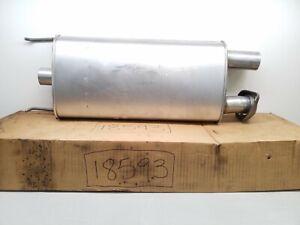 18593 Walker Sound FX Exhaust Muffler fits Ford Explorer 1997 to 2000
