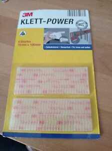 3M Klett-Power 4 Streifen