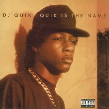 Dj Quik - Quik is the Name - New Vinyl LP + MP3 - Pre Order - 13/10