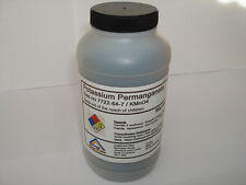 Potassium Permanganate ( KMnO4 ) High Quality ,600 grams Best Value on Ebay L@@K