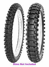 New STI 80/100-21 & 120/80-19 Tech 2 Pro MX Off Road IT Tire Set