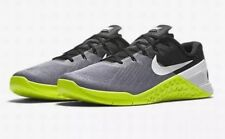 premium selection 572bc 7bddb  130 Nike Metcon 3 Men s Size 14 Training Shoes Grey Black Volt White