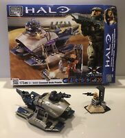 Halo Mega Bloks Set 96869 Covenant Brute Prowler 100% Complete In Very Good Box