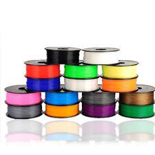 3D Printer Plastic ABS Wire Filament PLA Consumables Material Tools New Random
