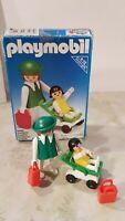 Playmobil 3597 Klicky - Mutter mit Kind und Buggy Kinderwagen mit OVP