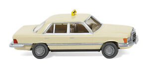 WIKING 014924 Mercedes 300 SD Taxi Ho 1:87