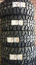 4-NEW 32x11.50R15LT Cordovan Mud Claw Radial MT 113Q C/6 Ply OWL Tires