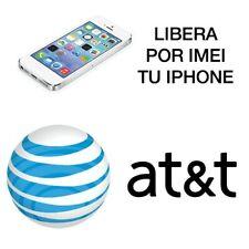 Premium FACTORY UNLOCK SERVICE AT&T CODE ATT for IPhone 3 4 5 5S 6 6s SE 7 8