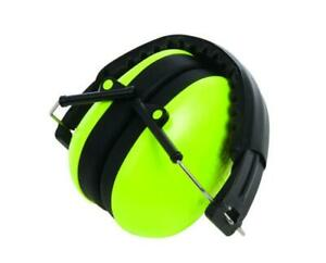 Folding Junior Kid Children Child Ear Defenders Protectors Noise Reduction Muffs