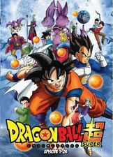 Dragon Ball Super DVD (Episode 1-26) with English Dubbed