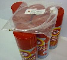 Fluid Film JETSKI PACK - SIX (6) PACK -Rust Preventative Spray  6 cans & 1 Wand.