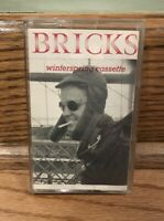 Bricks: Winterspring Cassette - Cassette Tape (1989) Merge Records ~ RARE 48/100