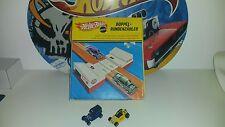Mattel Hot Wheels Heisse Räder Bahn Rundenzähler orig.1970er mit OVP& 2xRedliner