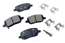 Disc Brake Pad Set-FWD Rear Autopartsource MF1093K