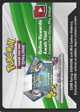 POKEMON PROMO CODE CARD FROM THE 2017 ZYGARDE COMPLETE FORME BOX