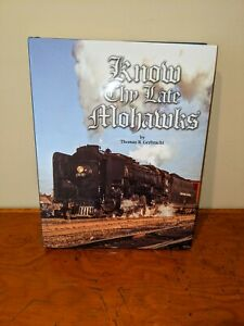 Know Thy Late Mohawks by Gerbracht New York Central (NYC) Hardcover with DJ New