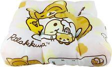 "San-X Rilakkuma Relax Children Chair Seat Cushion (Pink) 12 x 12"" x 3"""