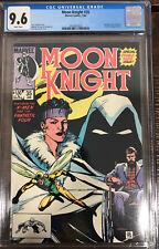 Moon Knight #35 - CGC 9.6 (Jan 1984, Marvel) - Disney+ Series!!! 🔥🔥🔥🔑🔑🔑