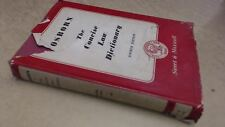 A Concise Law Dictionary, P G Osborn, Sweet and Maxwell Ltd., 195