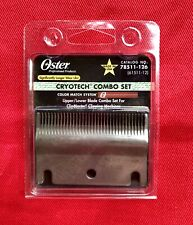 Genuine Oster Cryotech Combo Set Blades 84Au & 83Au For ClipMaster 78511-126 New