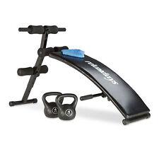 Sit Up Bank Fitnessgerät Bauchmuskeltrainer Bauchtrainer Trainingsbank Rücken