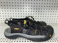 KEEN Clearwater Womens Athletic Waterproof Hiking Trail Sandals Size 10.5 Black