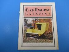 Gas Engine Magazine February 1994 1962 Lennox Kittytrack Ayre PA Vol 29 #2 M2722