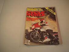 CYCLE WORLD MAGAZINE JUNE 1984 VOLUME 23 NUMBER 6