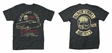 Black Label Society Hell Riding Hot Rod T-Shirt Unisex Size Taille XL PHM