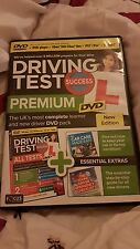 Driving Test Success Premium DVD 2016 Edition DVD-DISC NEW SEALED