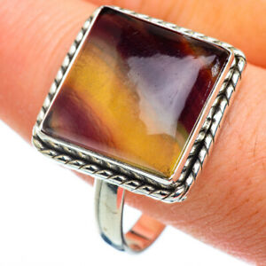Large Fluorite 925 Sterling Silver Ring Size 13 Ana Co Jewelry R49805F