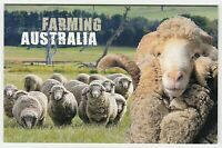 2012 AUSTRALIA STAMP PACK 'FARMING AUSTRALIA'  INC SE-TENANT BLOCK OF MNH STAMPS