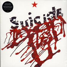 SUICIDE First LP *SEALED* alan vega martin rev rockabilly ramones iggy pop